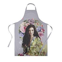 Фартук кулинарный Lorde Floral цвета 3D — фото 1