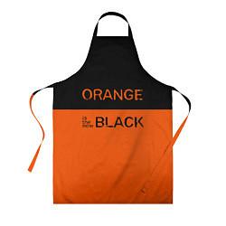 Фартук кулинарный Orange Is the New Black цвета 3D — фото 1
