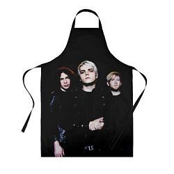 Фартук кулинарный My Chemical Romance цвета 3D — фото 1