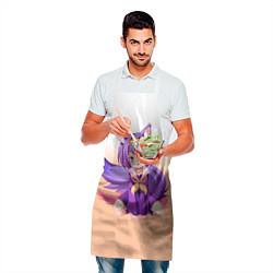 Фартук кулинарный No Game No Life цвета 3D — фото 2