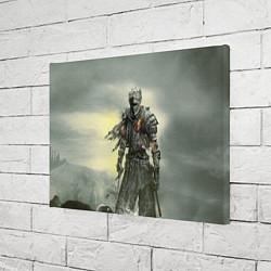 Холст прямоугольный Dark Souls цвета 3D-принт — фото 2