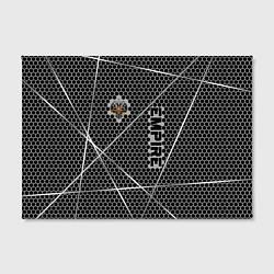 Холст прямоугольный Империя цвета 3D — фото 2