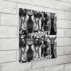 Холст квадратный The Prodigy цвета 3D-принт — фото 2