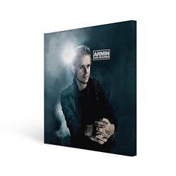 Холст квадратный Armin Van Buuren цвета 3D-принт — фото 1