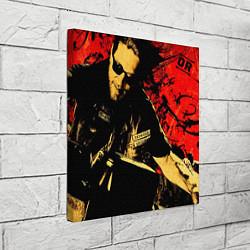Холст квадратный Redwood original цвета 3D-принт — фото 2