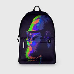 Рюкзак McGregor Neon цвета 3D-принт — фото 2