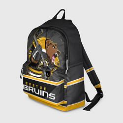 Рюкзак Boston Bruins цвета 3D-принт — фото 1