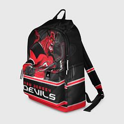 Рюкзак New Jersey Devils цвета 3D — фото 1