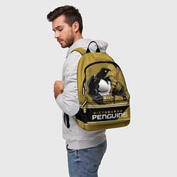 Рюкзак Pittsburgh Penguins цвета 3D — фото 2