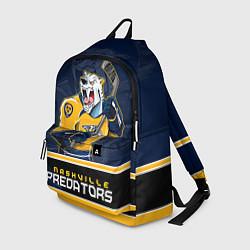 Рюкзак Nashville Predators цвета 3D — фото 1
