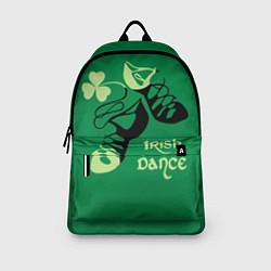 Рюкзак Ireland, Irish dance цвета 3D-принт — фото 2
