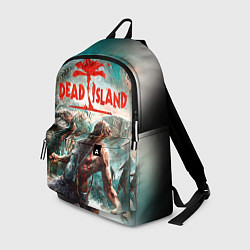 Рюкзак Dead Island цвета 3D-принт — фото 1