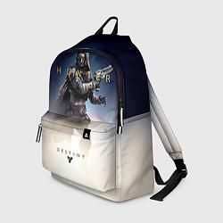 Рюкзак Destiny: Hunter цвета 3D-принт — фото 1