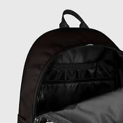 Рюкзак Paparoach: Black style цвета 3D-принт — фото 2