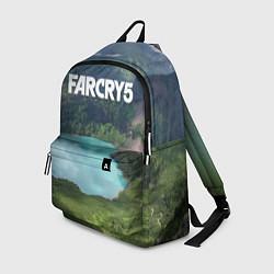 Рюкзак Far Cry 5 цвета 3D — фото 1