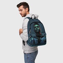 Рюкзак The Weeknd цвета 3D — фото 2