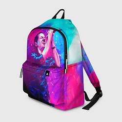 Рюкзак Chester Bennington: Colors цвета 3D — фото 1