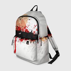 Рюкзак Кровавый рассвет цвета 3D — фото 1