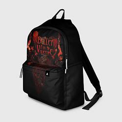 Рюкзак Bullet For My Valentine цвета 3D-принт — фото 1