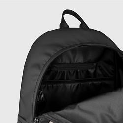Рюкзак Dethklok Man цвета 3D-принт — фото 2