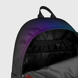 Рюкзак Coldplay Colour цвета 3D-принт — фото 2