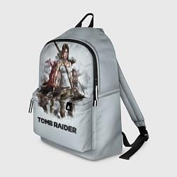 Рюкзак TOMB RAIDER цвета 3D-принт — фото 1