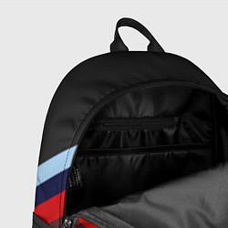 Рюкзак Бмв Bmw Black цвета 3D-принт — фото 2