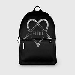 Рюкзак HIM цвета 3D-принт — фото 2