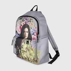 Рюкзак Lorde Floral цвета 3D — фото 1