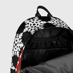Рюкзак Праздничный Bon Jovi цвета 3D — фото 2