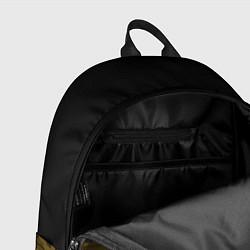 Рюкзак PUBG: Military Honeycomb цвета 3D — фото 2