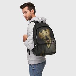Рюкзак Mr Peanutbutter цвета 3D-принт — фото 2