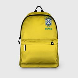 Рюкзак Сборная Бразилии цвета 3D-принт — фото 2