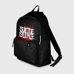 Рюкзак Suicide Silence Blood цвета 3D — фото 1