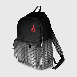 Рюкзак MITSUBISHI SPORT цвета 3D-принт — фото 1