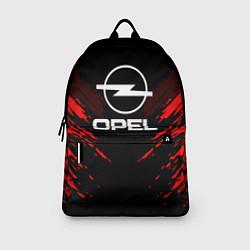 Рюкзак Opel: Red Anger цвета 3D-принт — фото 2
