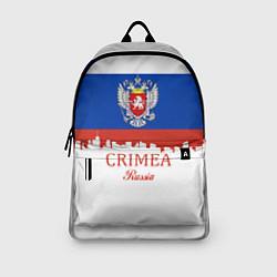 Рюкзак Crimea, Russia цвета 3D-принт — фото 2