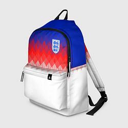 Рюкзак Сборная Англии: Тренировочная ЧМ-2018 цвета 3D — фото 1