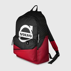Рюкзак Volvo: Grey Carbon цвета 3D — фото 1