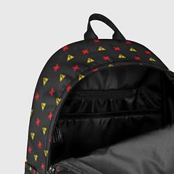 Рюкзак Wrong OBLADAET цвета 3D — фото 2