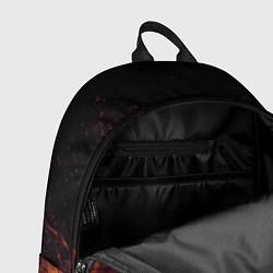 Рюкзак Slayer: Fire Eagle цвета 3D-принт — фото 2