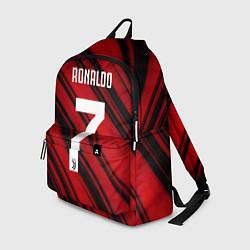 Рюкзак Ronaldo 7: Red Sport цвета 3D — фото 1