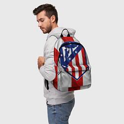 Рюкзак ATLETICO MADRID цвета 3D-принт — фото 2