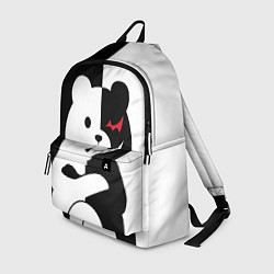Рюкзак Monokuma Drae цвета 3D-принт — фото 1