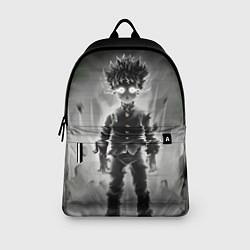 Рюкзак Mob Psycho цвета 3D-принт — фото 2