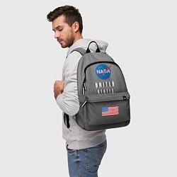 Рюкзак NASA: United States цвета 3D — фото 2