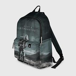 Рюкзак Death Stranding: Dark Space цвета 3D-принт — фото 1