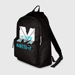 Рюкзак MONSTA X цвета 3D — фото 1