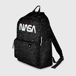 Рюкзак NASA: Space Glitch цвета 3D-принт — фото 1