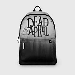 Рюкзак Dead by April цвета 3D-принт — фото 2